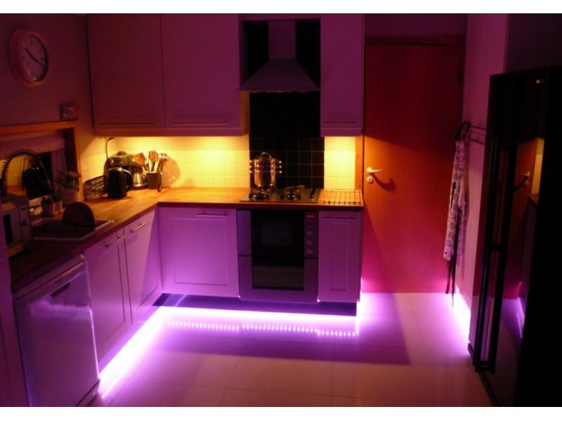 Подсветка светодиодная для кухни